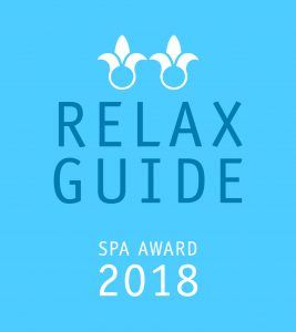 2 Lilien im Relax Guide Spa Award