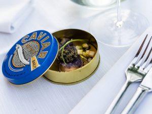 Imperial Kaviar - Sellerie - Vitelotte - Frühlingslauch