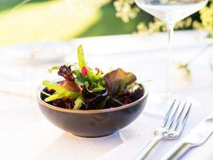 Kleiner Gemüsegarten - aus dem hauseigenen Garten